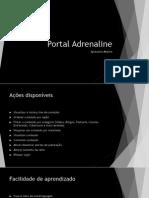 Portal Adrenaline Mobile