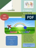 Edição Nº 1 Jornal CAF