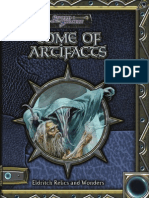 Tome of Artifacts. Eldritch Relics and Wonders