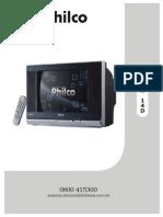 Philco Ph14d
