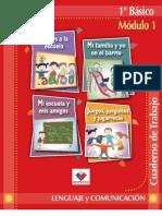 Cuadernillo alumno lenguaje y comunicación 1° básico