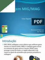 Soldagem MIG (slides)