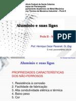01 - Aluminio e Suas Ligas