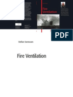 Fire Ventilation tactics