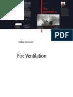 Fire Ventilation tactics