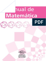 Álgebra - Ensino Médio
