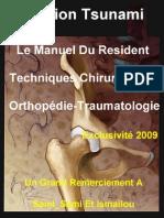 Le Manuel Du Resident - Techniques Chirurgicales Orthopédie-Traumatologie.pdf