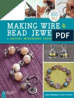 Jewelry Wire Pod Pendant by Janice Berkebile