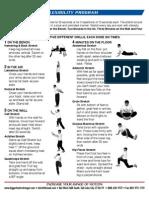 BFS Flexibility