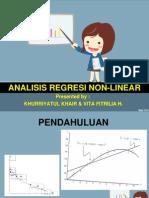 Regresi non-linear