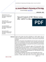 Speed and Control of DC Motors PDF Book