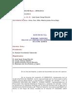 Sentencia del Tribunal Supremo anulando la reclasificación de terrenos del Distrito Norte en Alcorcón
