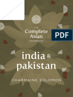 The Complete Asian Cookbook - India & Pakistan - Charmaine Solomon