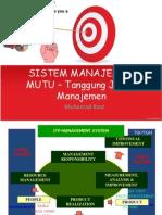 4. Tinjauan Manajemen