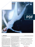 Women's Press Volume 25, Issue 1