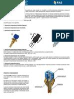 Info Tecnica Sensor de Temperatura 22