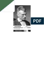 Samuel Beckett - El innombrable