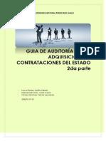 Guia de Auditoría mapro