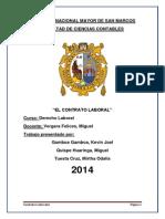 Contratos Laborales Peru