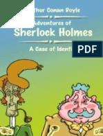 A Case of Identity-Conan Doyle