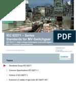 SIEMENS_Standards for MV-Switchgear IEC 62271-100.pdf