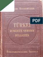 Türkei, Rumänien, Serbien, Bulgarien