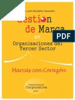 Gestión de Marca en Organizaciones del Tercer Sector Marcas Con Amor