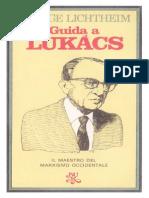 Lichtheim - Guida a Lukacs