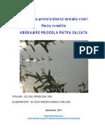 51019_RAPORT La Bilantul de Mediu Nivel I- Cdl Prodcom