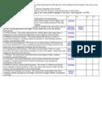 Ciambrone Portfolio Self Evaluation