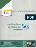 Análisis y Síntesis de La Información (FINAL)