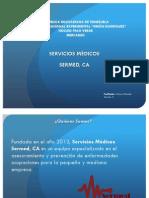 Presentación Empresa Servicios