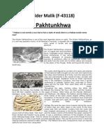 Khyber Pakhtunkhwa.docx