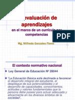 04 La Evaluación de Aprendizajes