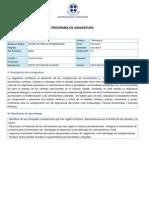 catalogo de materias UFRO