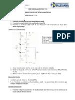 Practica 3 (Amplificadores Clase B y AB)