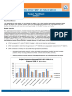 ccsf_dpw_budget fact sheet 2009-10(1)