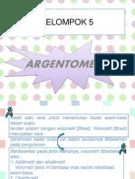 argentometri