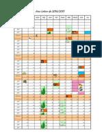 Calendário Escolar EB1 14-15