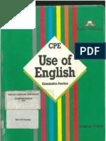 CPE Use of English