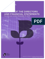 Annual Report and Accounts for Year Ended 31 December 2013