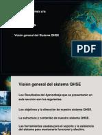 TRN - 034 -1- Visión General Del Sistema QHSE