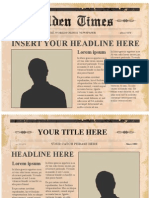 Newspaper template.ppt