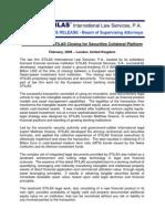 STILAS $1.5B Funding Collateral Platform