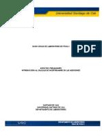 Introduccion Al Calculo de Incertidumbres en Las Mediciones