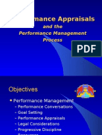 Performance Management Process - Power Point Presentation