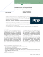 Imunossupressores na Dermatologia