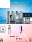 Analyses the effect of Consumer Behavior on the purchase of Refrigerators