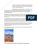 A Brief Account of Tibet