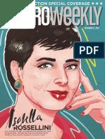 Metro Weekly - 11-06-14 - Isabella Rossellini